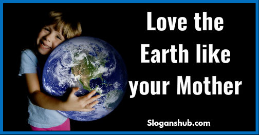 acting to save mother earth What is the importance of saving mother earth since we only have one planet to live on what can we do to help to save mother earth recycle, recycle, recycle.